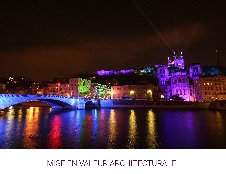 Mise en valeur architecturale